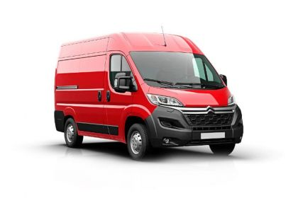 Lease Citroen Relay HGV van leasing