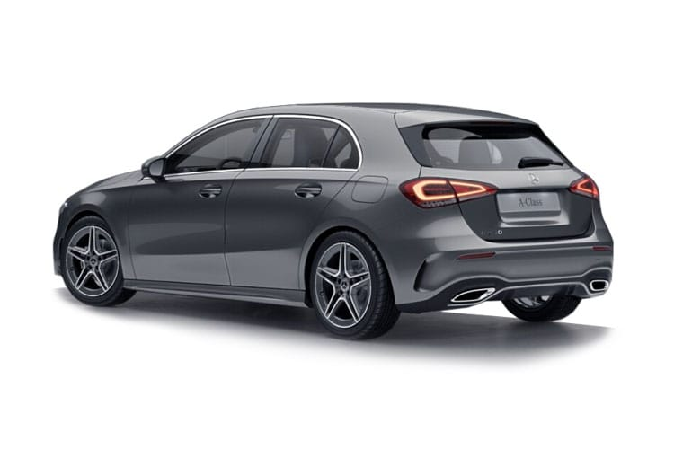 Mercedes-Benz A Class A180 Hatch 5Dr 1.3  136PS AMG Line 5Dr Manual [Start Stop] back view
