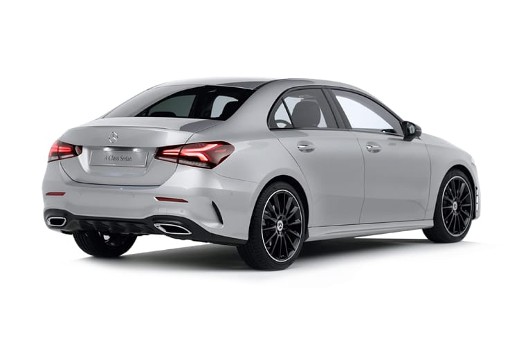 Mercedes-Benz A Class A250 Saloon 4Dr 2.0  224PS AMG Line Premium Plus 4Dr 7G-DCT [Start Stop] back view