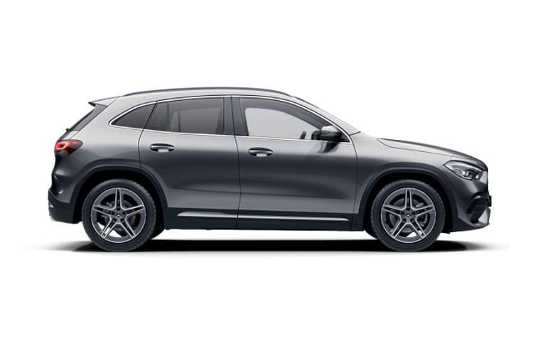 Mercedes-Benz GLA GLA180 SUV 1.3  136PS Sport Executive 5Dr 7G-DCT [Start Stop] back view