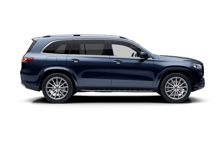 Mercedes-Benz GLS GLS400 SUV 4MATIC 3.0 d 330PS AMG Line Premium Plus 5Dr G-Tronic [Start Stop] [Executive] back view