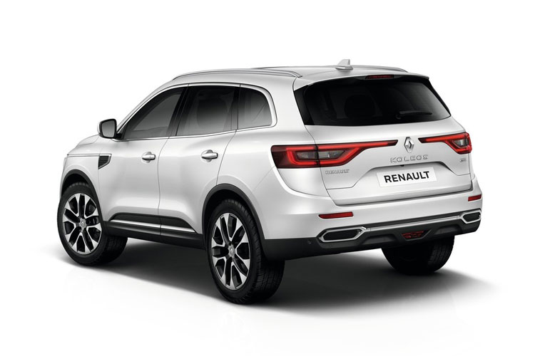Renault Koleos SUV 2wd 1.7 Blue dCi 150PS Iconic 5Dr X-Trn A7 [Start Stop] back view
