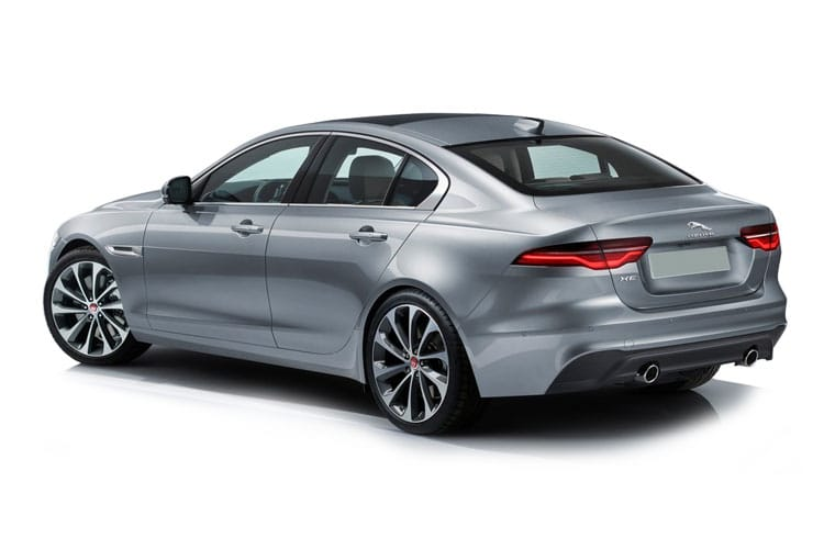 Jaguar XE Saloon 2.0 i 250PS R-Dynamic S 4Dr Auto [Start Stop] back view