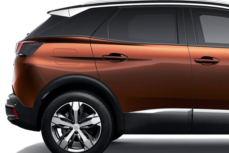 Peugeot 3008 SUV HYBRID 1.6 PHEV 13.2kWh 225PS GT Premium 5Dr e-EAT [Start Stop] detail view