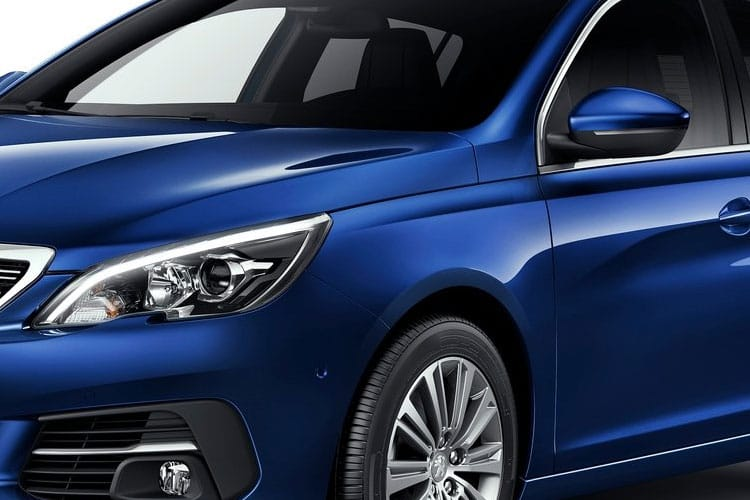 Peugeot 308 Hatch 5Dr 1.5 BlueHDi 130PS GT 5Dr EAT8 [Start Stop] detail view