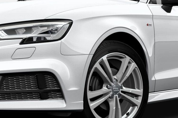 Audi A3 35 Saloon 4Dr 1.5 TFSI 150PS Sport 4Dr Manual [Start Stop] [Comfort Sound] detail view