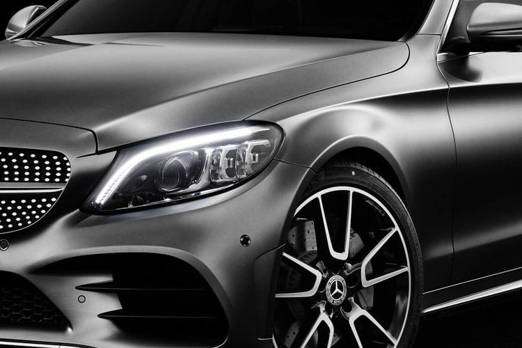 Mercedes-Benz C Class C220 Saloon 2.0 d 194PS Sport Edition 4Dr G-Tronic+ [Start Stop] detail view