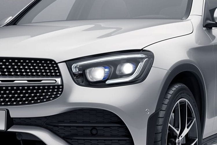 Mercedes-Benz GLC AMG GLC43 SUV 4MATIC 3.0 V6 390PS Premium Plus 5Dr G-Tronic+ [Start Stop] detail view