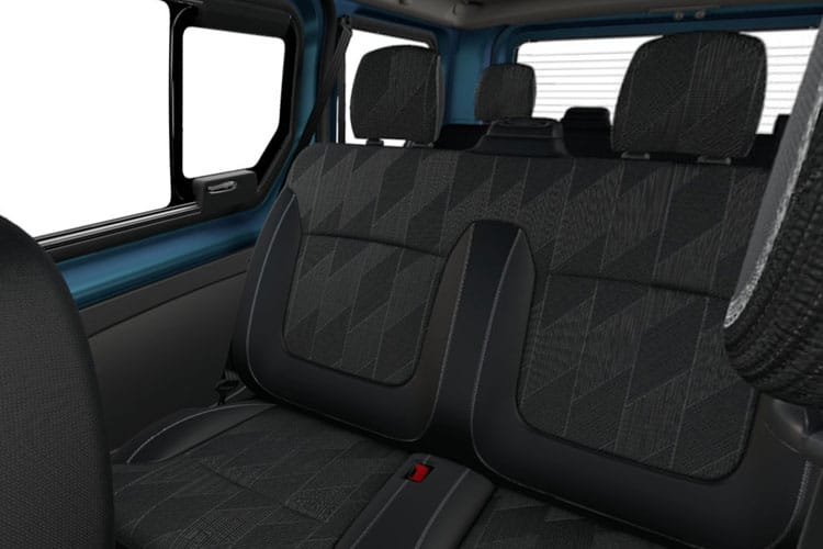 Renault Trafic 28 LWB MiniBus M1 2.0 dCi FWD 145PS SpaceClass Minibus Manual [Start Stop] [8Seat] detail view