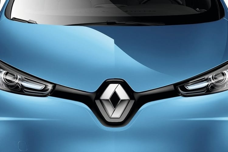 Renault Zoe Hatch 5Dr E R135 52kWh 100KW 134PS Iconic Rapid Charge 5Dr Auto detail view