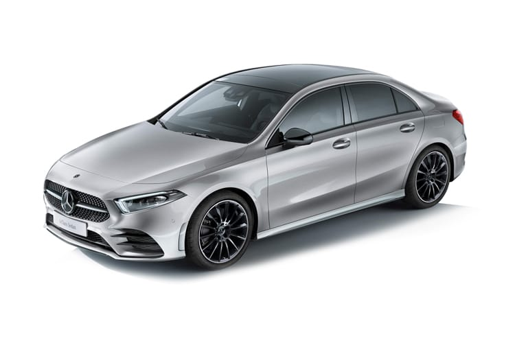 Mercedes-Benz A Class A250 Saloon 4Dr 2.0  224PS AMG Line Premium Plus 4Dr 7G-DCT [Start Stop] front view