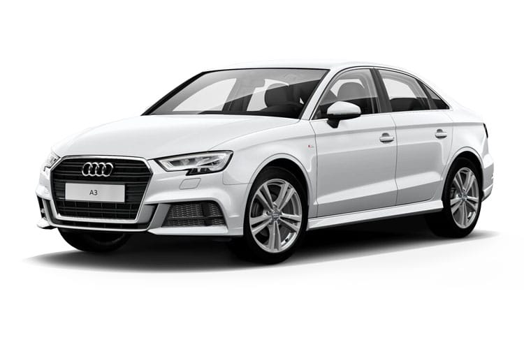 Audi A3 35 Saloon 4Dr 1.5 TFSI 150PS Sport 4Dr Manual [Start Stop] [Comfort Sound] front view