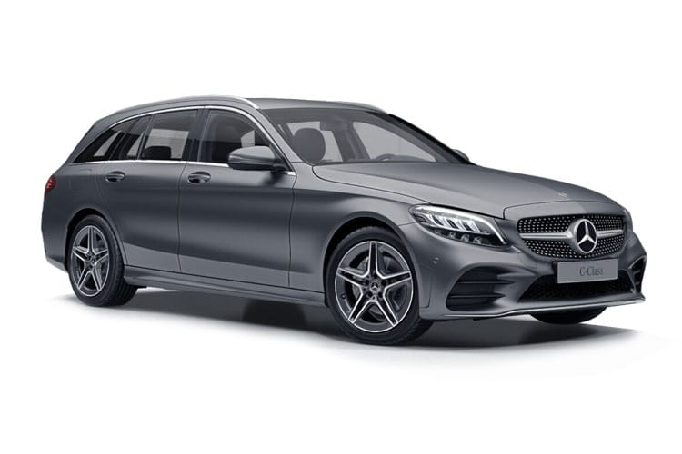 Mercedes-Benz C Class C220 Estate 2.0 d 194PS AMG Line Edition 5Dr G-Tronic+ [Start Stop] front view