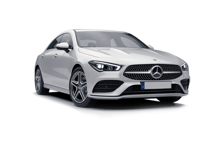 Mercedes-Benz CLA AMG CLA45 Coupe 4Dr 4MATIC+ 2.0  421PS S Plus 4Dr 8G-DCT [Start Stop] front view