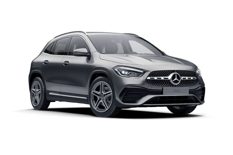 Mercedes-Benz GLA GLA180 SUV 1.3  136PS Sport Executive 5Dr 7G-DCT [Start Stop] front view