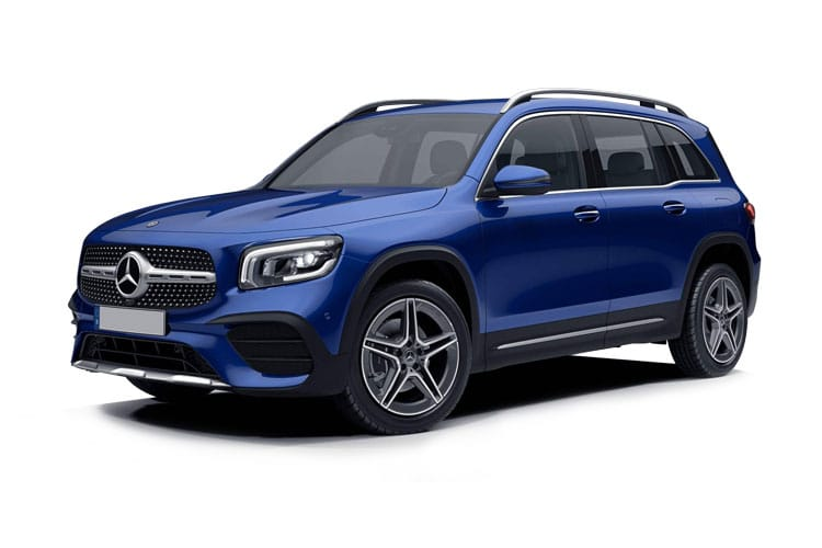 Mercedes-Benz GLB GLB200 SUV 4MATIC 2.0 d 150PS AMG Line Premium Plus 5Dr G-Tronic [Start Stop] [7Seat] front view