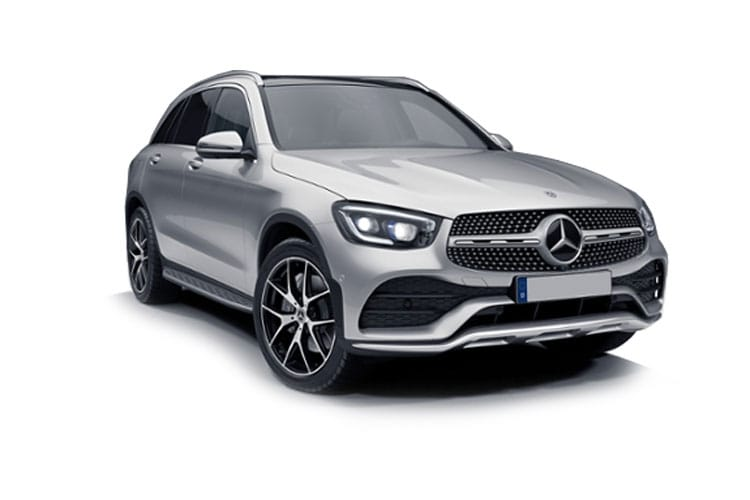 Mercedes-Benz GLC AMG GLC43 SUV 4MATIC 3.0 V6 390PS Premium Plus 5Dr G-Tronic+ [Start Stop] front view