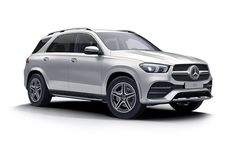 Mercedes-Benz GLE GLE350 SUV 4MATIC 3.0 d 272PS AMG Line Executive 5Dr G-Tronic [Start Stop] [7Seat] front view