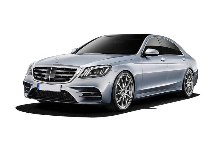 Mercedes-Benz S Class S500 Saloon 4MATIC 3.0 MHEV 435PS AMG Line Premium 4Dr G-Tronic+ [Start Stop] front view