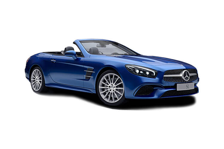 Mercedes-Benz SL SL500 Coupe Convertible 4.7 V8 455PS Grand Edition Premium 2Dr G-Tronic+ [Start Stop] front view