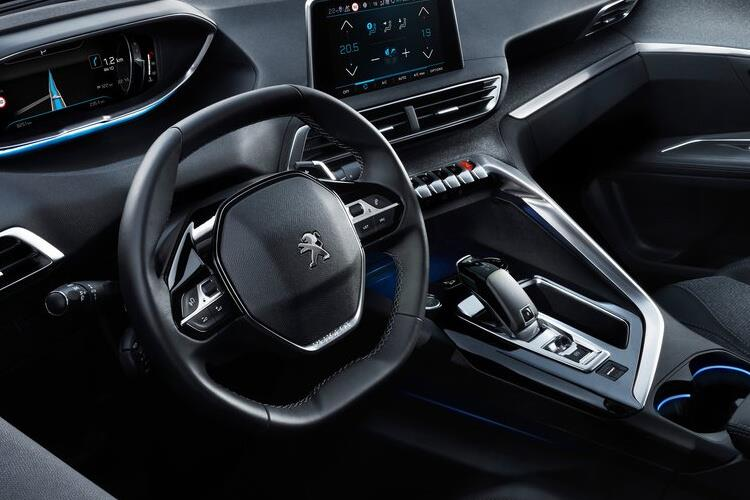 Peugeot 3008 SUV HYBRID 1.6 PHEV 13.2kWh 225PS GT Premium 5Dr e-EAT [Start Stop] inside view