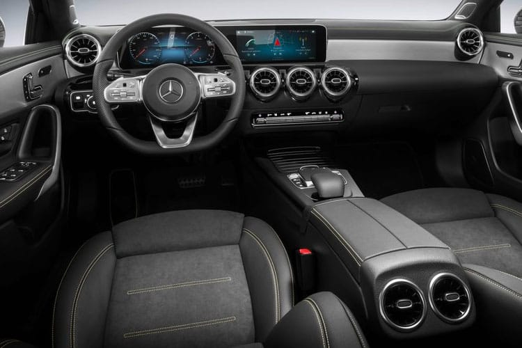 Mercedes-Benz A Class A250 Hatch 5Dr 2.0  224PS AMG Line Premium Plus 5Dr 7G-DCT [Start Stop] inside view