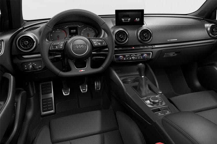 Audi A3 35 Saloon 4Dr 1.5 TFSI 150PS Sport 4Dr Manual [Start Stop] [Comfort Sound] inside view