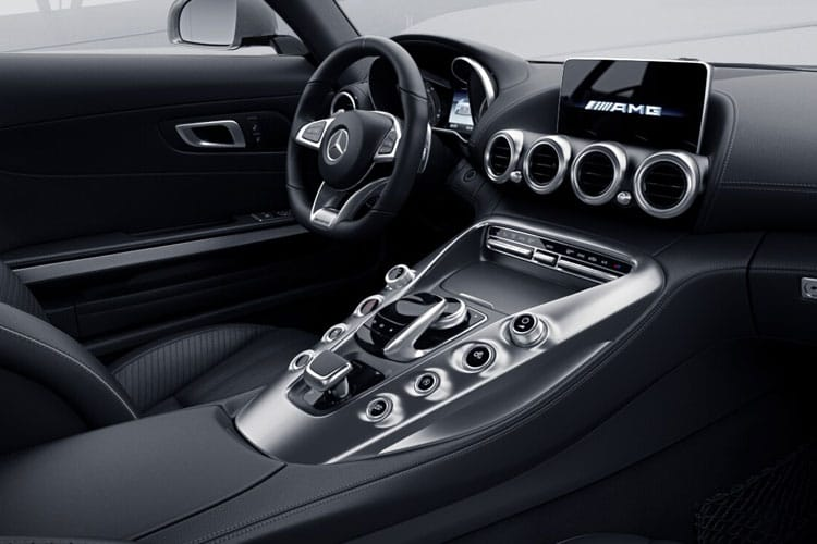 Mercedes-Benz AMG GT 63 Coupe 4Dr 4MATIC+ 4.0 V8 BiTurbo 639PS S Premium Plus 4Dr SpdS MCT [Start Stop] inside view