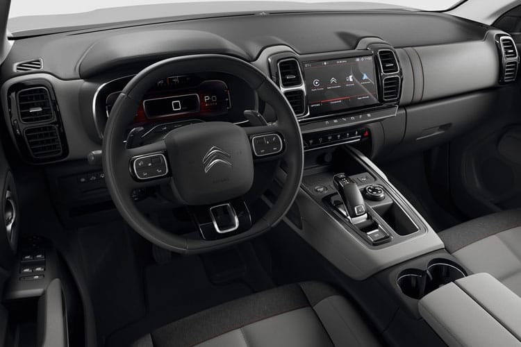Citroen C5 Aircross SUV 1.5 BlueHDi 130PS Shine Plus 5Dr Manual [Start Stop] inside view