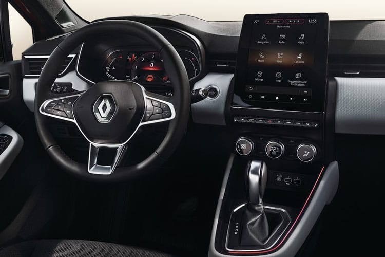 Renault Clio Hatch 5Dr 1.0 TCe 90PS Play 5Dr Manual [Start Stop] inside view