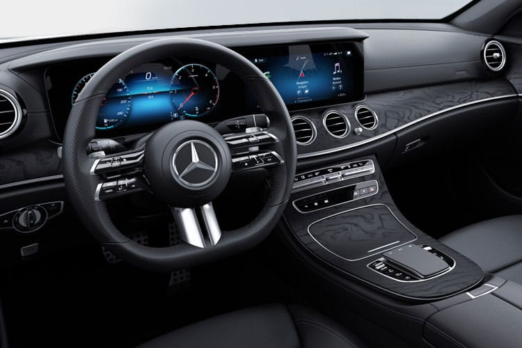 Mercedes-Benz E Class AMG E53 Estate 4MATIC+ 3.0 MHEV BiTurbo 457PS Night Edition Premium Plus 5Dr SpdS TCT [Start Stop] inside view