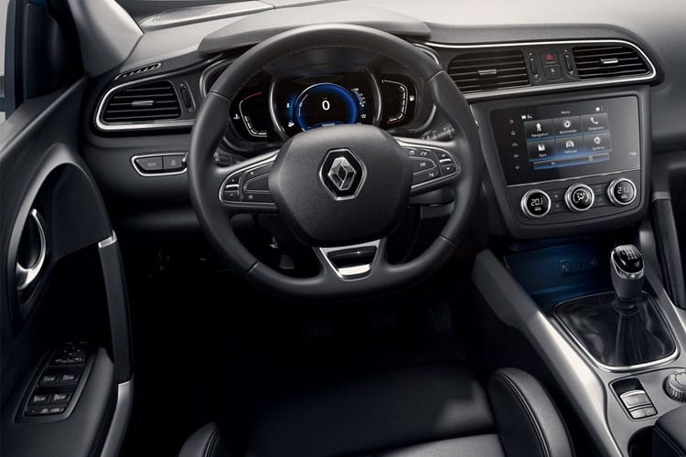Renault KADJAR SUV 2wd 1.3 TCe 140PS S Edition 5Dr Manual [Start Stop] inside view