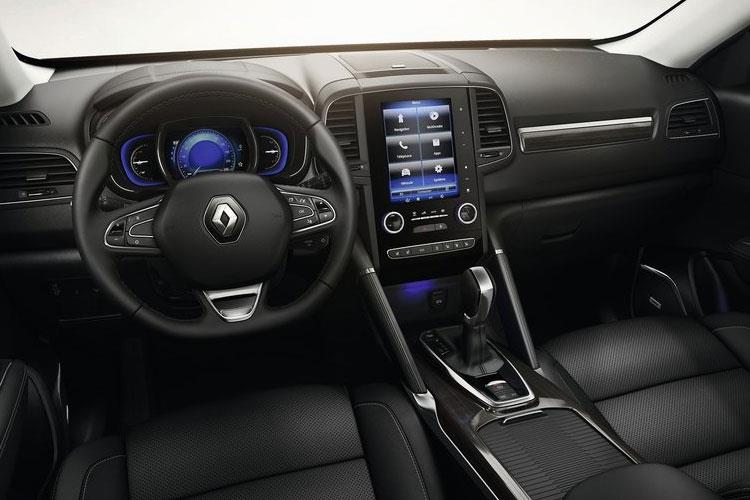 Renault Koleos SUV 2wd 1.7 Blue dCi 150PS Iconic 5Dr X-Trn A7 [Start Stop] inside view