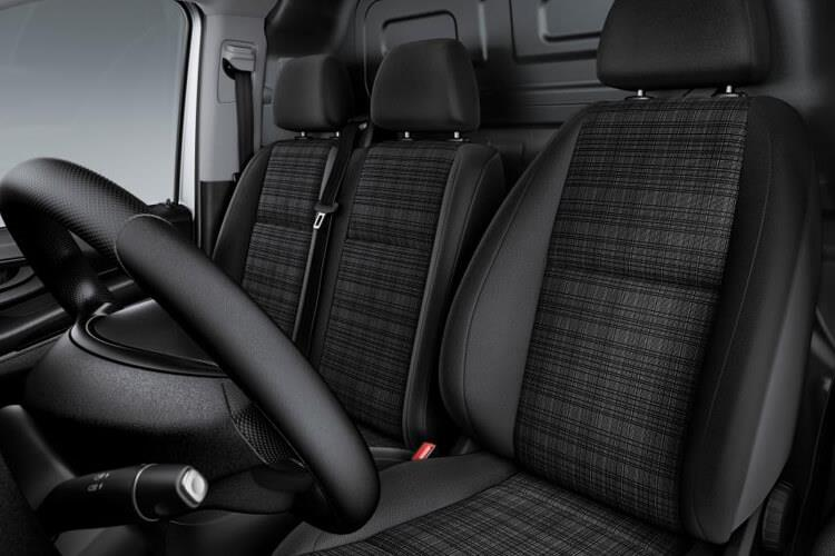 Mercedes-Benz Vito Tourer 110 L2 M1 FWD 1.7 CDi FWD 102PS PRO Minibus Manual [Start Stop] [9Seat] inside view