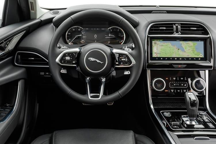 Jaguar XE Saloon 2.0 i 250PS R-Dynamic S 4Dr Auto [Start Stop] inside view
