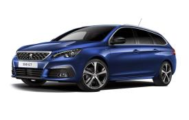 Peugeot 308 Estate SW 5Dr 1.2 PureTech 130PS GT Line 5Dr Manual [Start Stop]