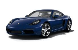 Porsche 718 Coupe Cayman Coupe 2.0 T 300PS T 2Dr Manual [Start Stop]