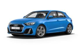 Audi A1 Hatchback 25 Sportback 5Dr 1.0 TFSI 95PS Black Edition 5Dr S Tronic [Start Stop] [Technology]