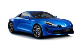 Alpine A110 Coupe Coupe 1.8 Turbo 252PS Legende GT 2Dr DCT