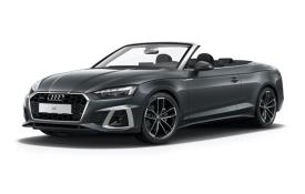 Audi A5 Convertible 35 Cabriolet 2Dr 2.0 TFSI 150PS Vorsprung 2Dr S Tronic [Start Stop]