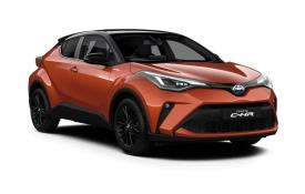 Toyota C-HR SUV 5Dr 1.8 VVT-h 122PS Icon 5Dr CVT [Start Stop] [Tech]