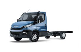 Iveco Daily HGV Chassis Cab 65C 5100 DRW 3.0 D HPI 21V DRW 210PS  Chassis Double Cab HiMatic