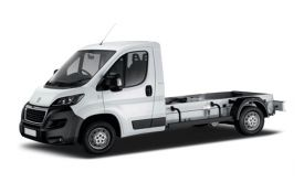 Peugeot Boxer Chassis Cab 335 L3 2.2 BlueHDi FWD 140PS S Chassis Double Cab Manual [Start Stop]