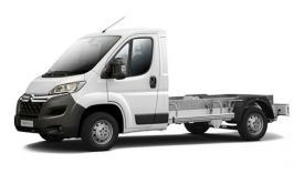 Citroen Relay Chassis Cab 35 L3 2.2 BlueHDi FWD 140PS X Chassis Double Cab Manual [Start Stop]