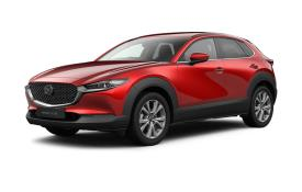 Mazda CX-30 SUV SUV 4wd 2.0 SKYACTIV-X MHEV 180PS GT Sport 5Dr Auto [Start Stop]