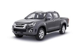Isuzu D-MAX Pickup Pick Up Double Cab 4wd 1.9 TD 4WD 164PS DL20 Pickup Double Cab Auto [Start Stop]