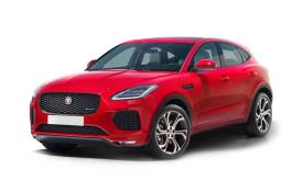 Jaguar E-PACE SUV SUV 2.0 d 163PS SE 5Dr Manual [Start Stop]