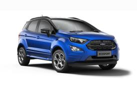 Ford EcoSport SUV SUV 2WD 1.0 T EcoBoost 125PS Titanium 5Dr Manual [Start Stop]