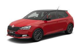 Skoda Fabia Hatchback Hatch 5Dr 1.0 TSi 110PS SE 5Dr Manual [Start Stop]