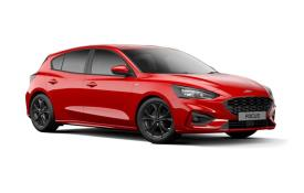 Ford Focus Hatchback Hatch 5Dr 1.0 T EcoBoost 125PS Titanium Edition 5Dr Auto [Start Stop]